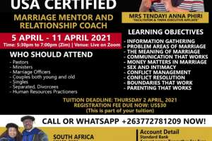 6 Day Online Usa Certified Counselling Course