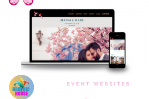 Wedding & Event Websites
