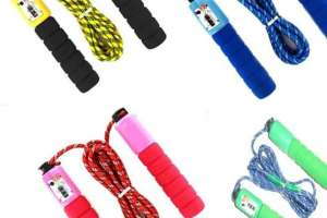 Digital Skipping Ropes